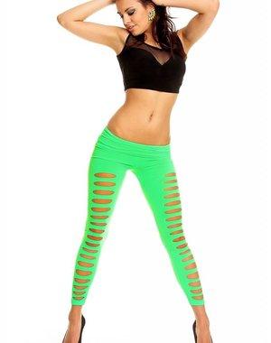 SeXy Stretch Legging Neon Groen