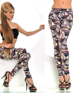 Fashion Legging met UK Vlagprint