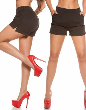 Fashion Koucla Short Zwart