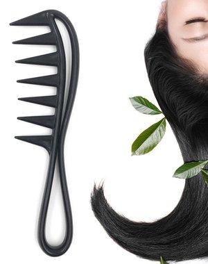 Antistatische Grove Haarkam Zwart