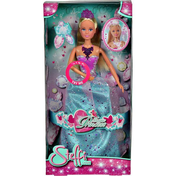 Magic Princess Steffi met Lichtgevende Kroon