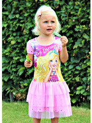 """Barbie Jurk """"Big Dreams"""" Roos"""