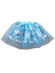 Meisjes Frozen Tutu Rok met Strikje 2-4 jaar