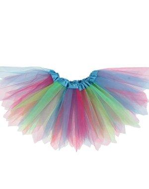 Meisjes Multicolor Tutu Rok 3-5 jaar