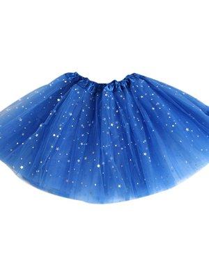 Meisjes Tutu Rok Blauw 2-4 jaar