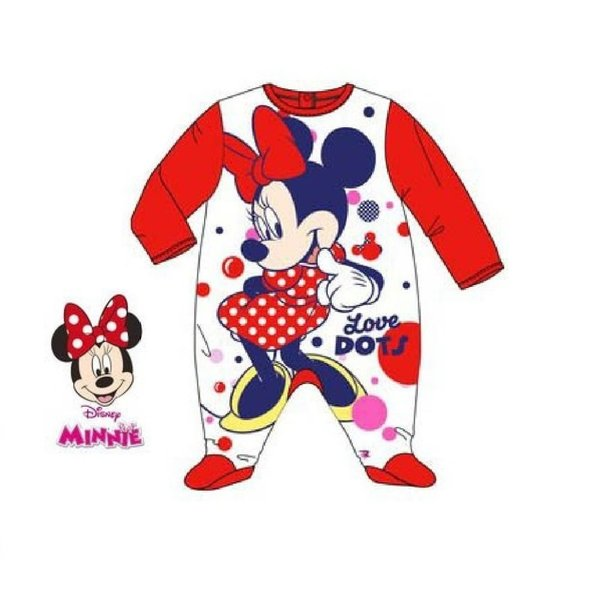 Disney Minnie Mouse Babyromper