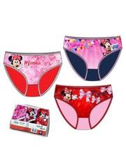 Disney 3-pack Kinderonderbroeken Minnie Mouse