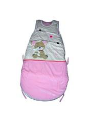 Verstelbare Babyslaapzak Multicolor Roos 6-36 Maanden
