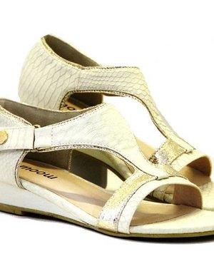 Fashion Sandalen Beige