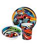 3 Delige Disney Cars Ontbijt Set