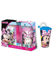 2 Delige Minnie Mouse Sandwich Set