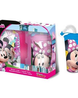 2 Delige Minnie Mouse Sandwich Set