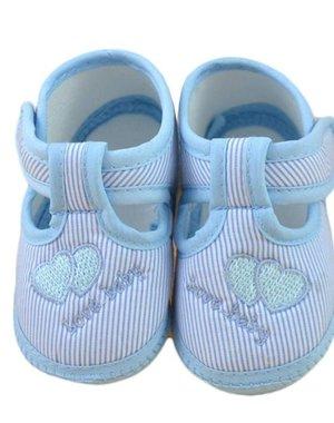 Antislip Babyschoenen 0-3 Maanden