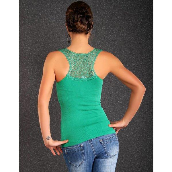 Fashion Zomer Topje Groen