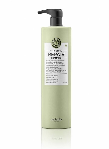 Maria Nila Maria Nila Structure Repair Šampon 1000 ml