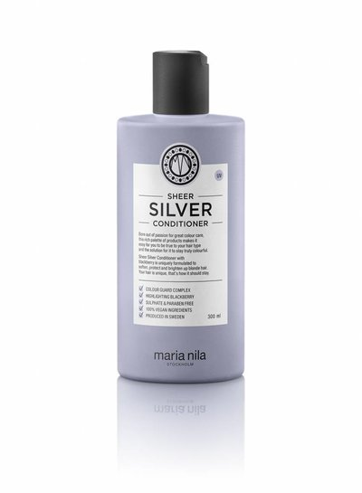 Maria Nila Maria Nila Sheer Silver Kondicionér 300 ml