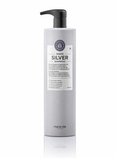 Maria Nila Maria Nila Sheer Silver Šampon 1000 ml