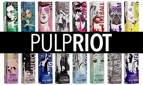 Pulp Riot barvy na vlasy