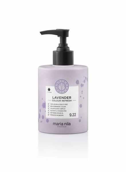 Maria Nila Maria Nila Colour Refresh Lavender 9,22 300 ml