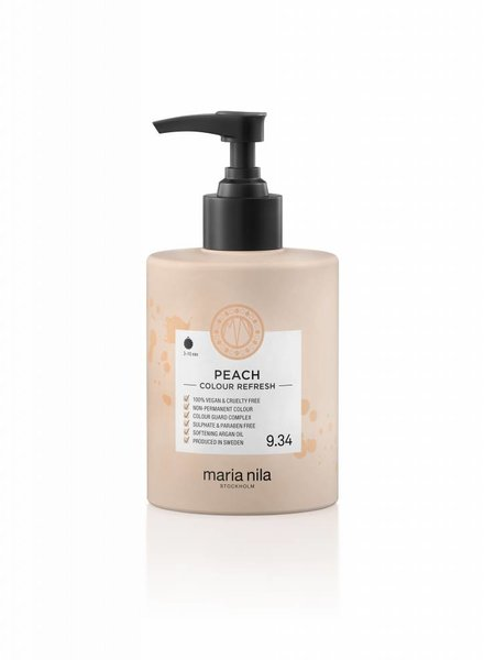 Maria Nila Maria Nila Colour Refresh Peach 9,34 300 ml