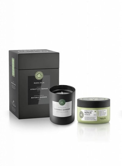 Maria Nila Repair Masque + Botanic Candle