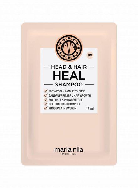 Maria Nila Sachett Shampoo Head & Hair Heal 10ml