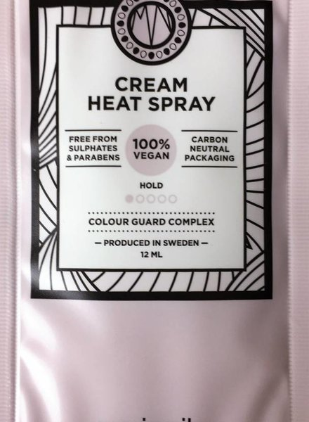 Maria Nila Sachett MN S&F Cream Heat Spray 12ml