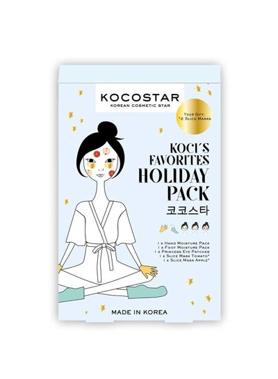 Kocostar Kocostar Kocis Holiday Pack