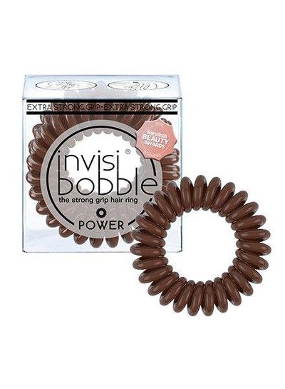 invisibobble invisibobble® POWER Pretzel Brown