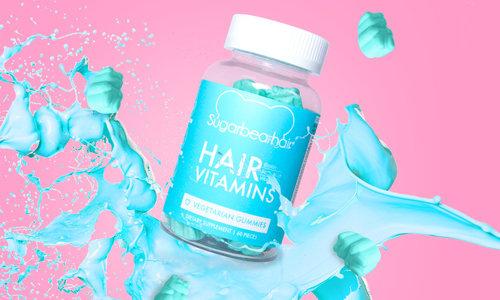 SugarBearHair Hair Vitamins
