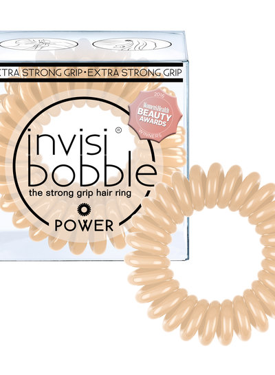 invisibobble invisibobble® POWER To Be Or Nude To Be