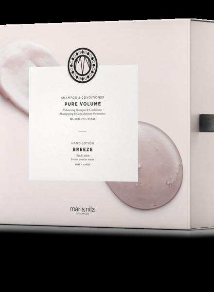 Pure Volume Holiday Box + krém na ruce