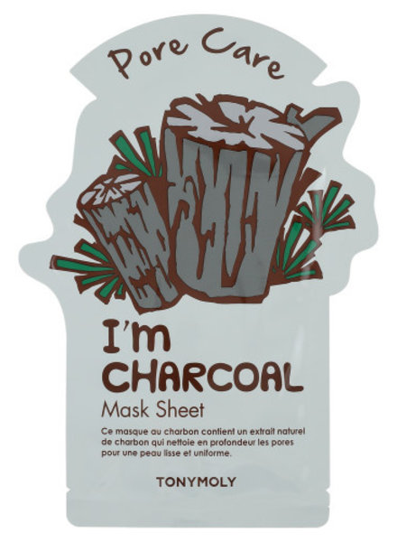 Tonymoly Tony Moly I'm Charcoal Mask Sheet