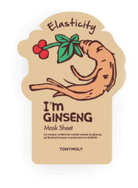 Tonymoly Tony Moly I'm Ginseng Mask Sheet