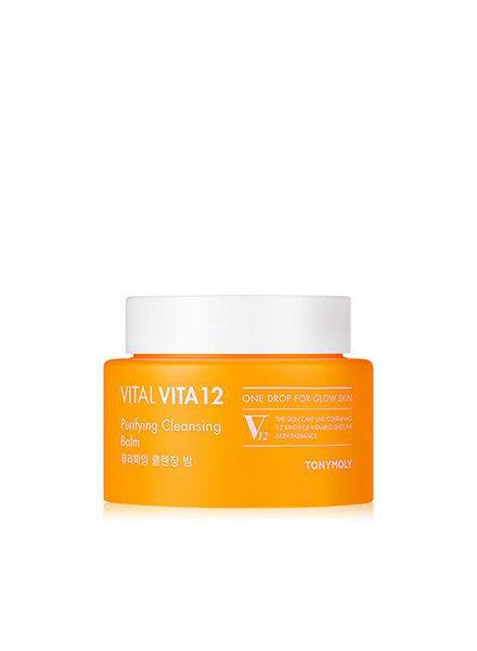Tonymoly Tony Moly Vital Vita 12 Purifying Cleansing Balm