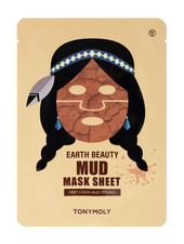 Tonymoly Tony Moly Earth Beauty Mud Mask Sheet