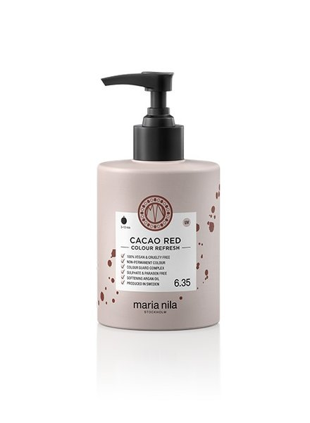 Maria Nila Maria Nila Colour Refresh Cacao Red 6.35 300 ml