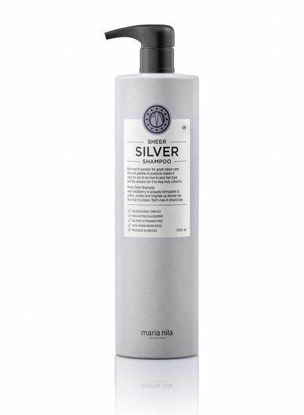 Maria Nila Maria Nila Sheer Silver Šampón 1000ml
