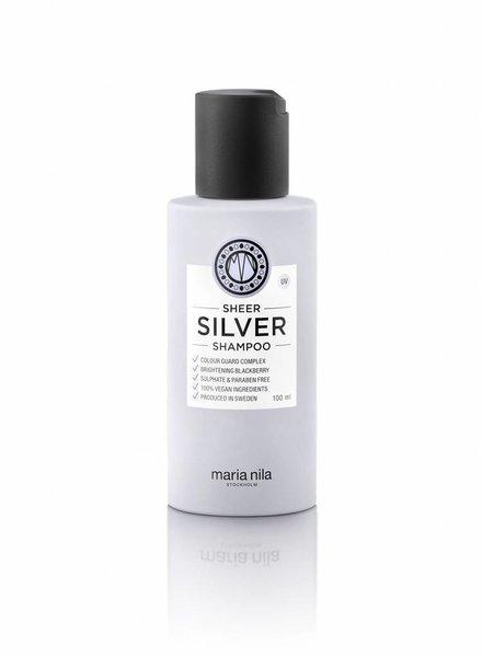 Maria Nila Maria Nila Sheer Silver Šampón 100 ml
