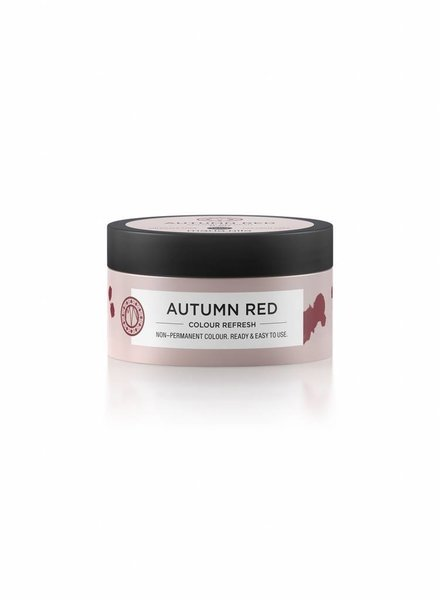 Maria Nila Maria Nila Colour Refresh Autumn Red 6.60 100 ml