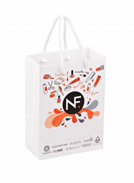 Darčeková taška New flag s bavlneným uchom