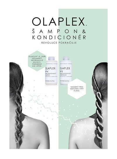 Olaplex OLAPLEX plagát