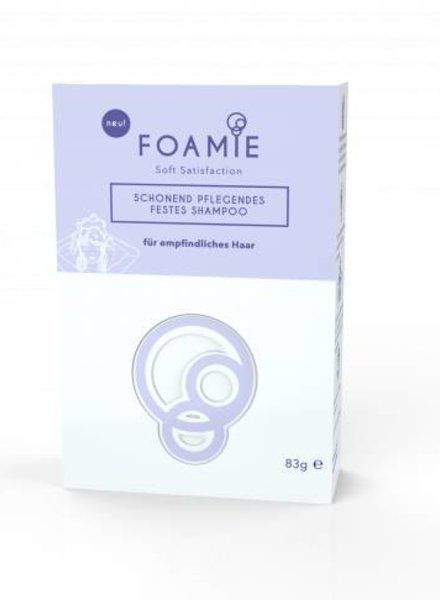 Foamie Foamie Shampoo Bar Soft Satisfaction