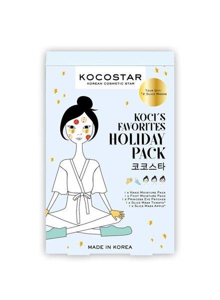 Kocostar Kocostar Kocis Holiday Pack