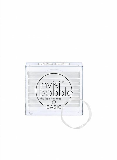 invisibobble invisibobble® BASIC Crystal Clear