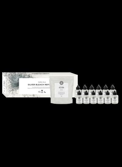 Maria Nila Maria Nila Silver Bleach Refill + Silver Shots