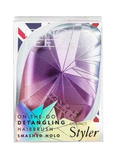 Tangle Teezer Tangle Teezer® Compact Styler Smashed Holo Blue