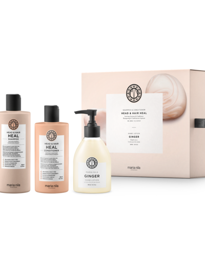 Head & Hair Heal Holiday Box + krém na ruky