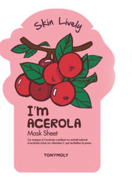tonymoly Tony Moly I'm Acerola Mask Sheet