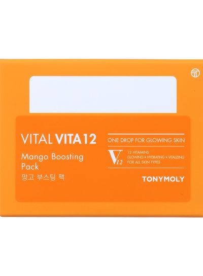 tonymoly Tony Moly Vital Vita 12 Mango Boosing Pack